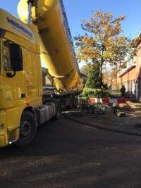 Schelpen isolatie aanbrengen voor Hemubo Amsterdam