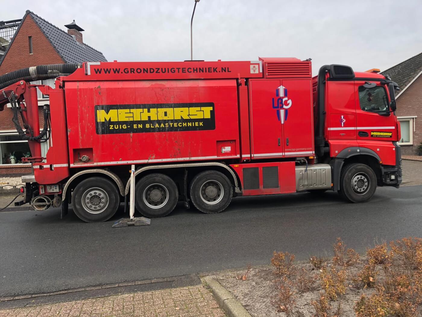 Zuigwagen LBG 6