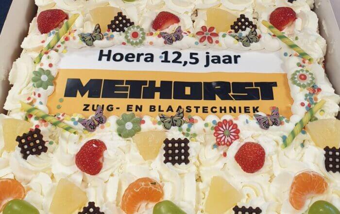 Methorst Zuig- en Blaastechniek 12,5 jarig bestaan
