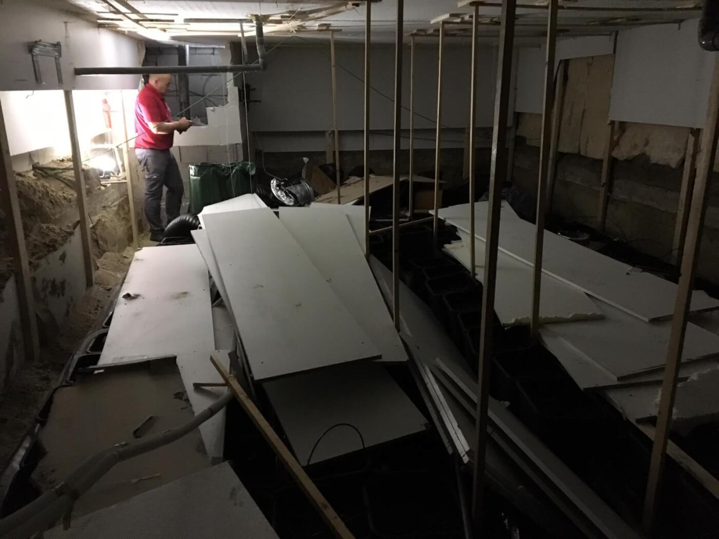 Zandspuiten Methorst Zuig- en Blaastechniek - kelder dichten, wietplantage