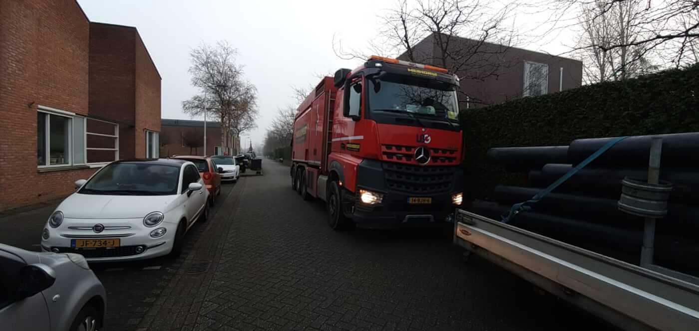 Kruipruimte uitdiepen IJsselstein Methorst Zuigtechniek Allrioolservice