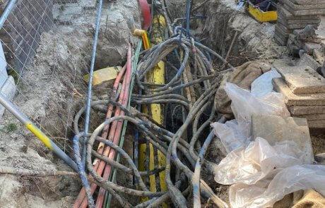 Methorst Zuigtechniek - Vrijzuigen kabels en leidingen - Infra Elite