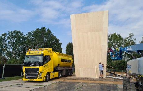 160 m3 popcorn blazen - Methorst Zuig- en Blaastechniek Dutchperformante
