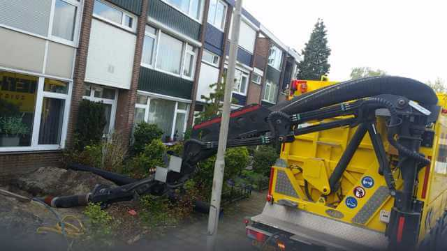 Kelder uitdiepen in Venlo